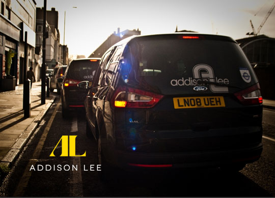 Addison Lee Taxi App