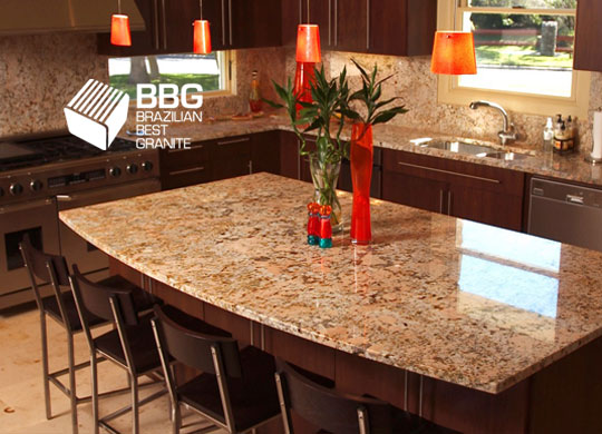 Brazilian Best Granite