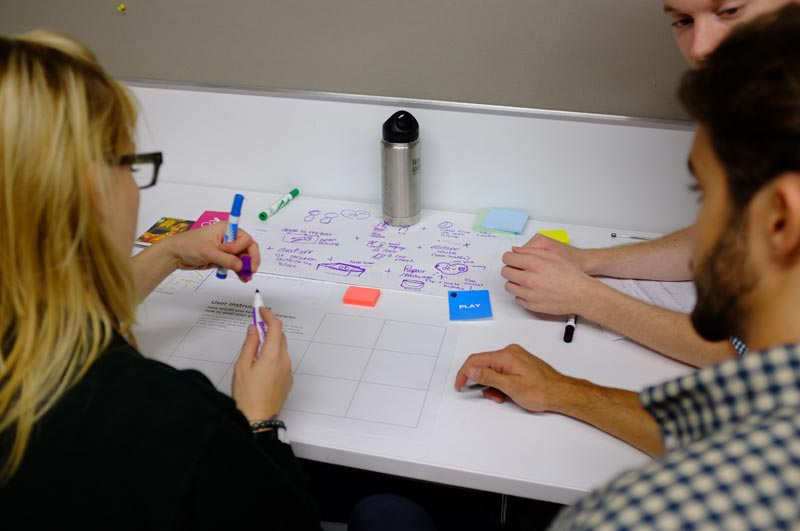 Storyboarding & Customer Journey Services